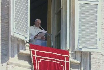 Ferenc pápa: Jézus kezében kövekké válunk