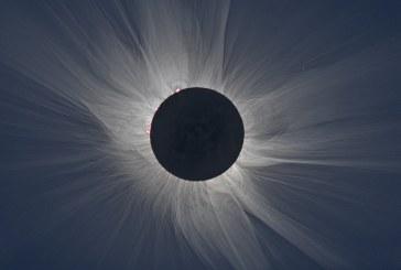 Napfogyatkozás az USA-ban