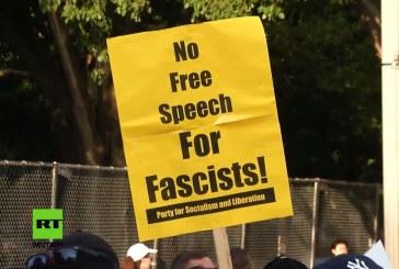 Tüntetések Amerikában
