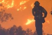 Tűzvész az USA-ban