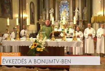 Évkezdés a BonumTV-ben