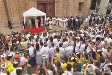 Angelus Kolumbiában: Imádkozzunk Venezueláért!