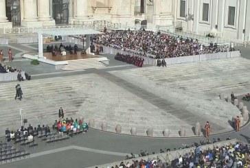 Ferenc pápa: A remény táplál és motivál