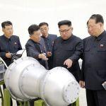 Atomot tesztelt Észak-Korea