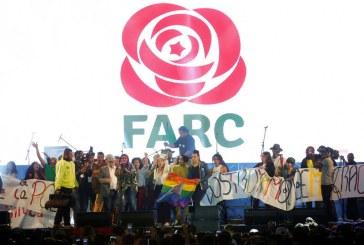 Párttá alakult a FARC