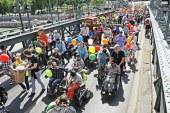 Idén lesz a negyedik Rehab Critical Mass felvonulás