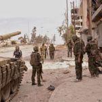 Tűzszerészek érkeztek Szíriába