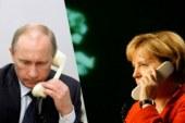 Észak-Koreáról egyeztetett Putyin és Merkel