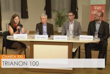 Charta XXI: Jean Monnet est – Trianon 100