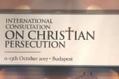 Konferencia a keresztényüldözésről