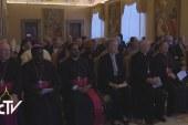 Metodista küldöttség járt a Szentatyánál