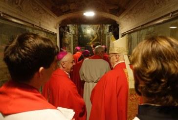 Magyar püspökök szentmiséje