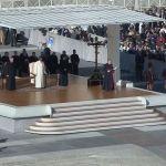 A szentmiséről tanít Ferenc pápa