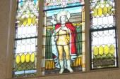 Búcsú a clevelandi katolikus templomban