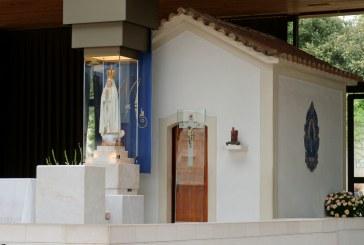 Utolsó állomásán a Fatimai Szűzanya kegyszobra