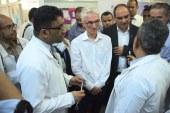 Éhínséghez vezethet Jemen blokádja