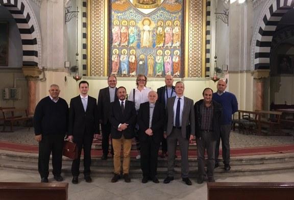 Egyiptomban a keresztényekért