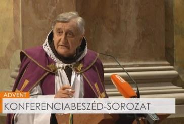 Barsi Balázs atya konferenciabeszéde Advent harmadik vasárnapján