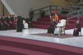 Folytatta katekézissorozatát Ferenc pápa