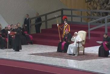 Utazásáról számolt be a pápa