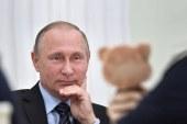 Bejegyezték elnökjelöltként Putyint