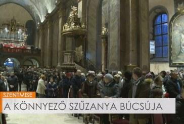 A Könnyező Szűzanya búcsúja – Győr