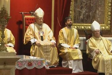 Olajszentelési szentmise a Bazilikában