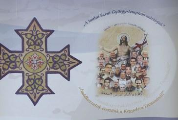 Kiállítás a keresztényüldözésről