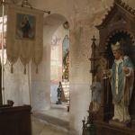 Megújul a türjei templom