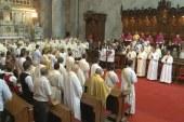 Pap- és diakónusszentelés az esztergomi bazilikában