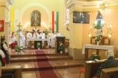 Évfordulót ünnepelt Tamási József atya