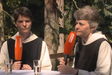 Ciszterci nővérek Kismarosról – Binder Zita O.Cist, Fejérdy Judit O.Cist