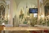 Szentmise a versegi Szent Miklós templomból: Tamási József