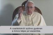 Intentio – Ferenc pápa augusztusi videoüzenete