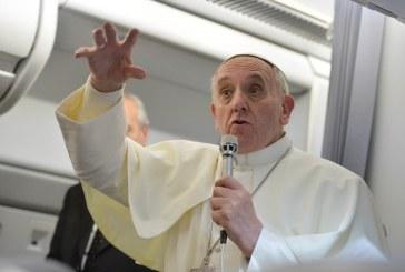 Ferenc pápa cáfolta, hogy baloldali lenne