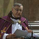 Barsi Balázs atya konferenciabeszéde nagyböjt első vasárnapján