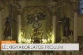 Lelkigyakorlatos triduum Déván – 2. nap