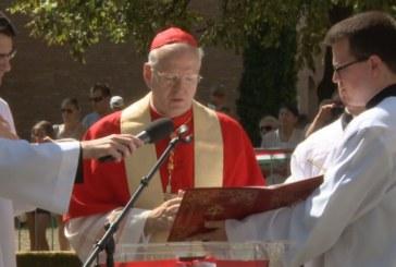 Ünnepi szentmisét mutatott be Erdő Péter bíboros