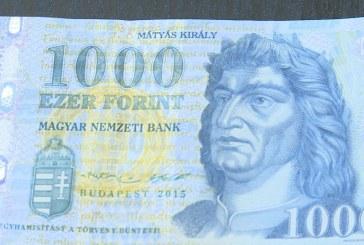 Megújulnak az 1000 forintos bankjegyek