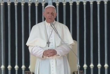 Ferenc pápa: A fiatalok ne veszítsék el a reményt!