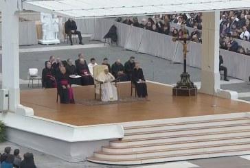 A szentmisében Istennel találkozunk