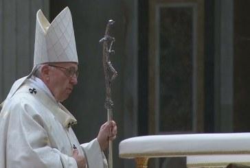 Ünnepi szentmise a Vatikánban