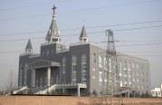 Templomot romboltak le Kínában