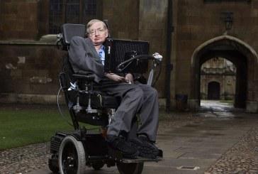 Elhunyt Stephen Hawking