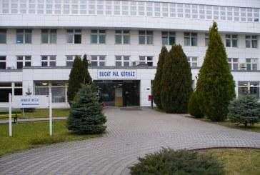 Újabb kórházban van tilalom