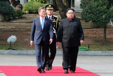 Tárgyaltak a koreai vezetők