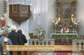 Szentmise a berceli Szent Péter és Pál plébániatemplomból: Hulitka Róbert