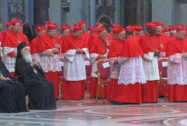 Új bíborosok az egyházban