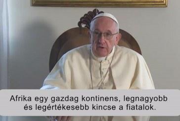 Intentio – Ferenc pápa szeptemberi videoüzenete