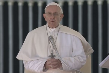 Összefoglalta útját a pápa